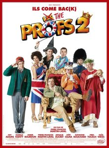 Les profs 2 2015