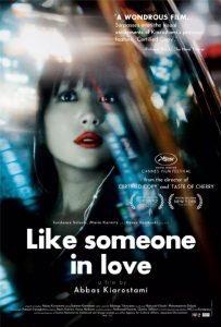 Like someone in love 2012